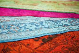 neon dyed oriental rugs