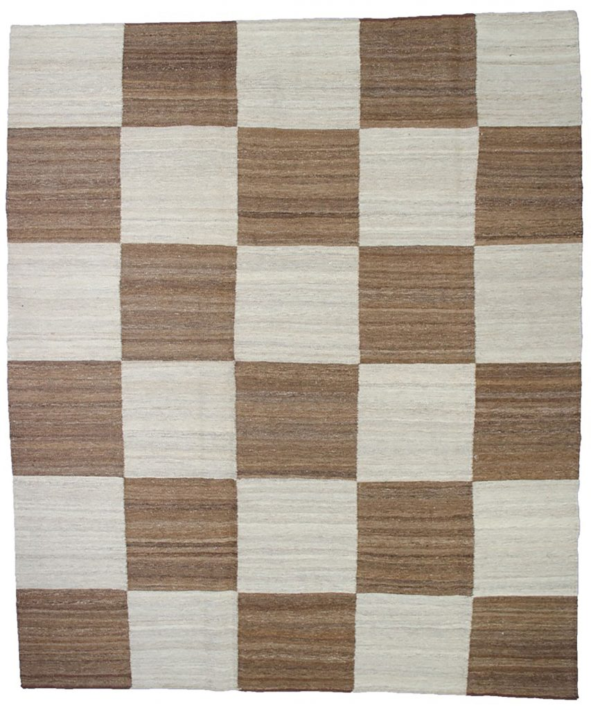 Persian Kilim Carpet 232x195cm