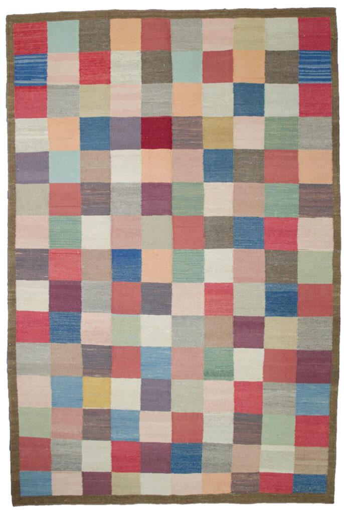 Persian Kilim Carpet 298x198cm