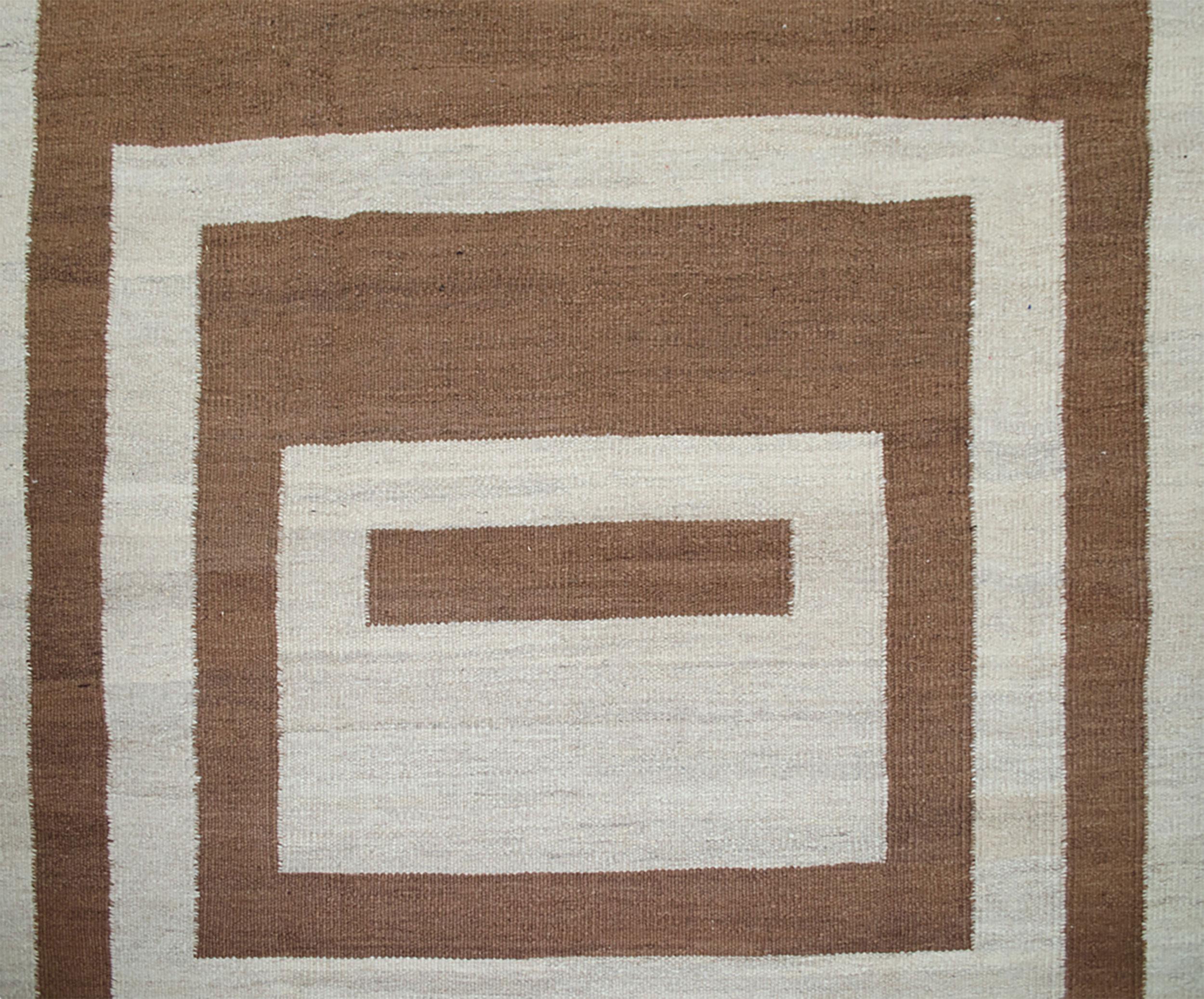 Persian Kilim Carpet 304x197cm
