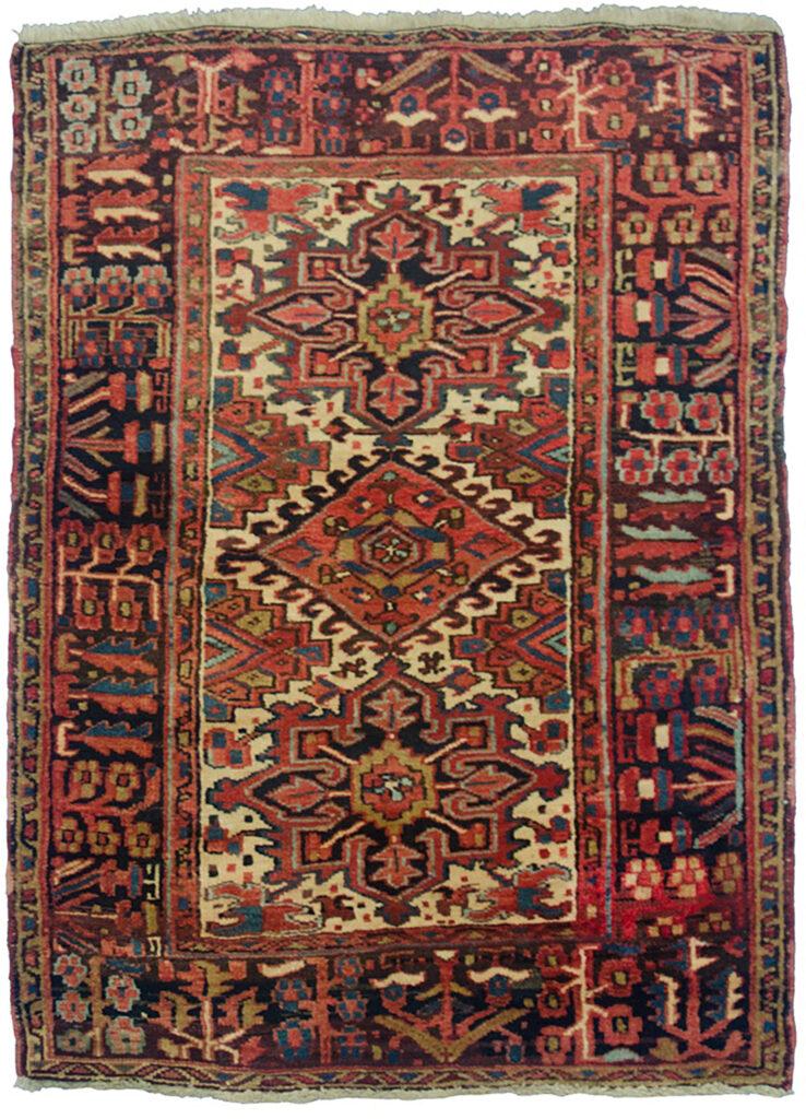 Vintage Karaja Rug 142x102cm