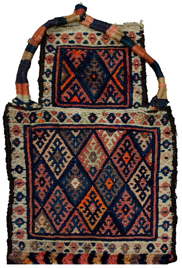 Antique Sanjabi Saltbag 55x35xm