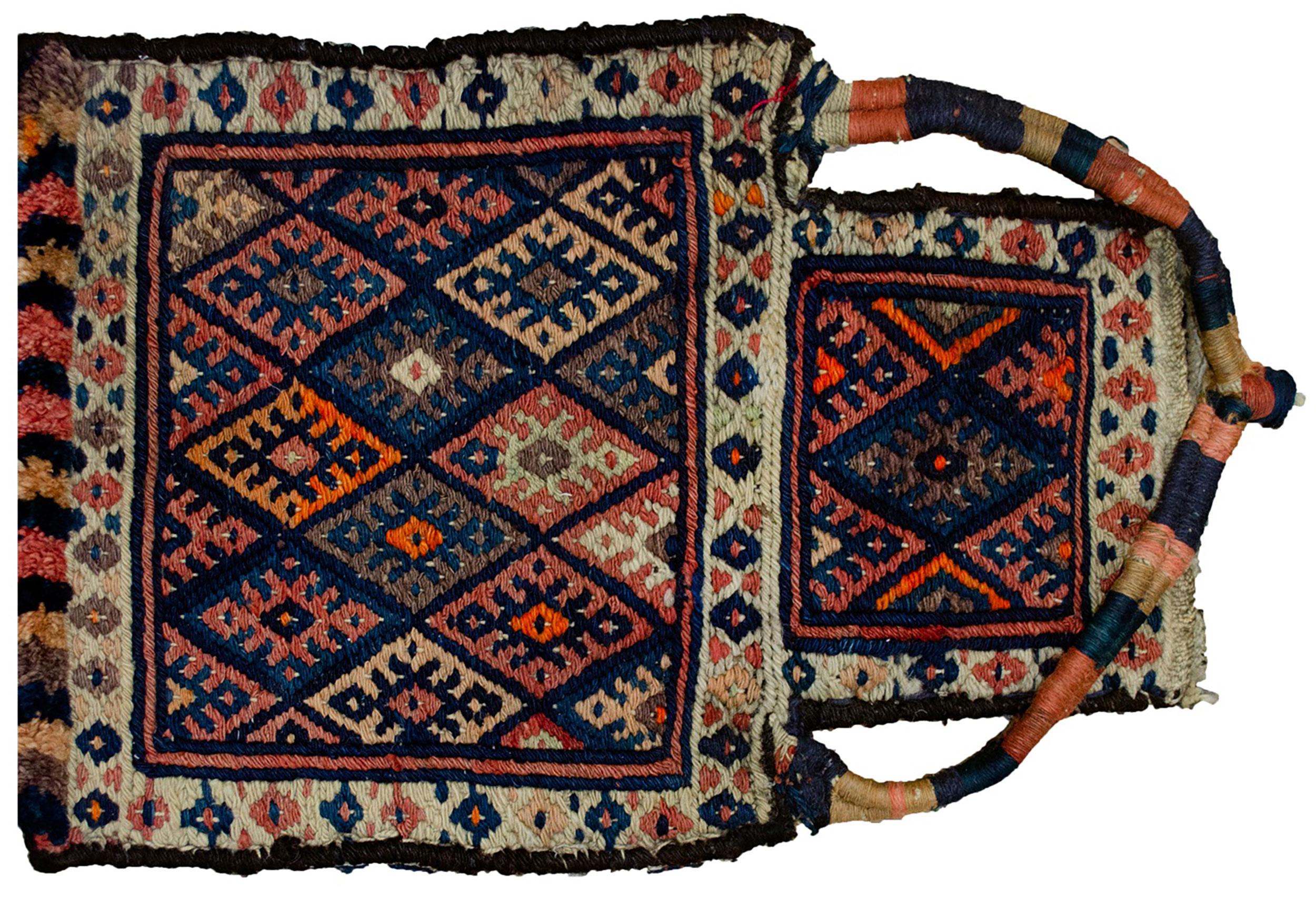Antique Sanjabi Saltbag 55x35xm
