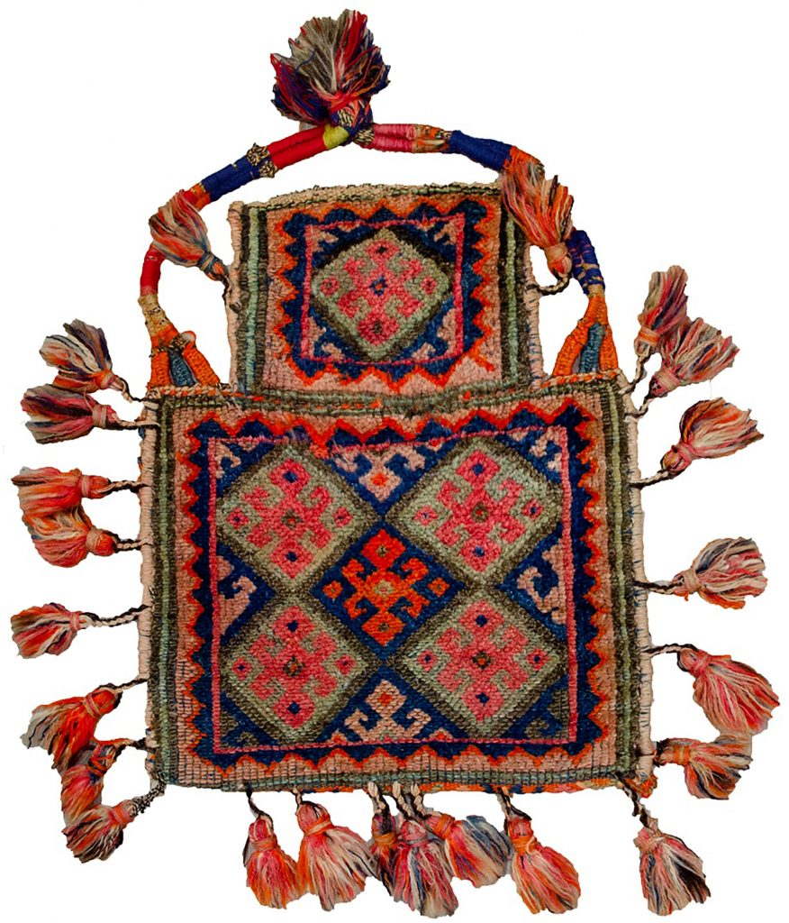 Antique Sanjabi Saltbag 50x40cm