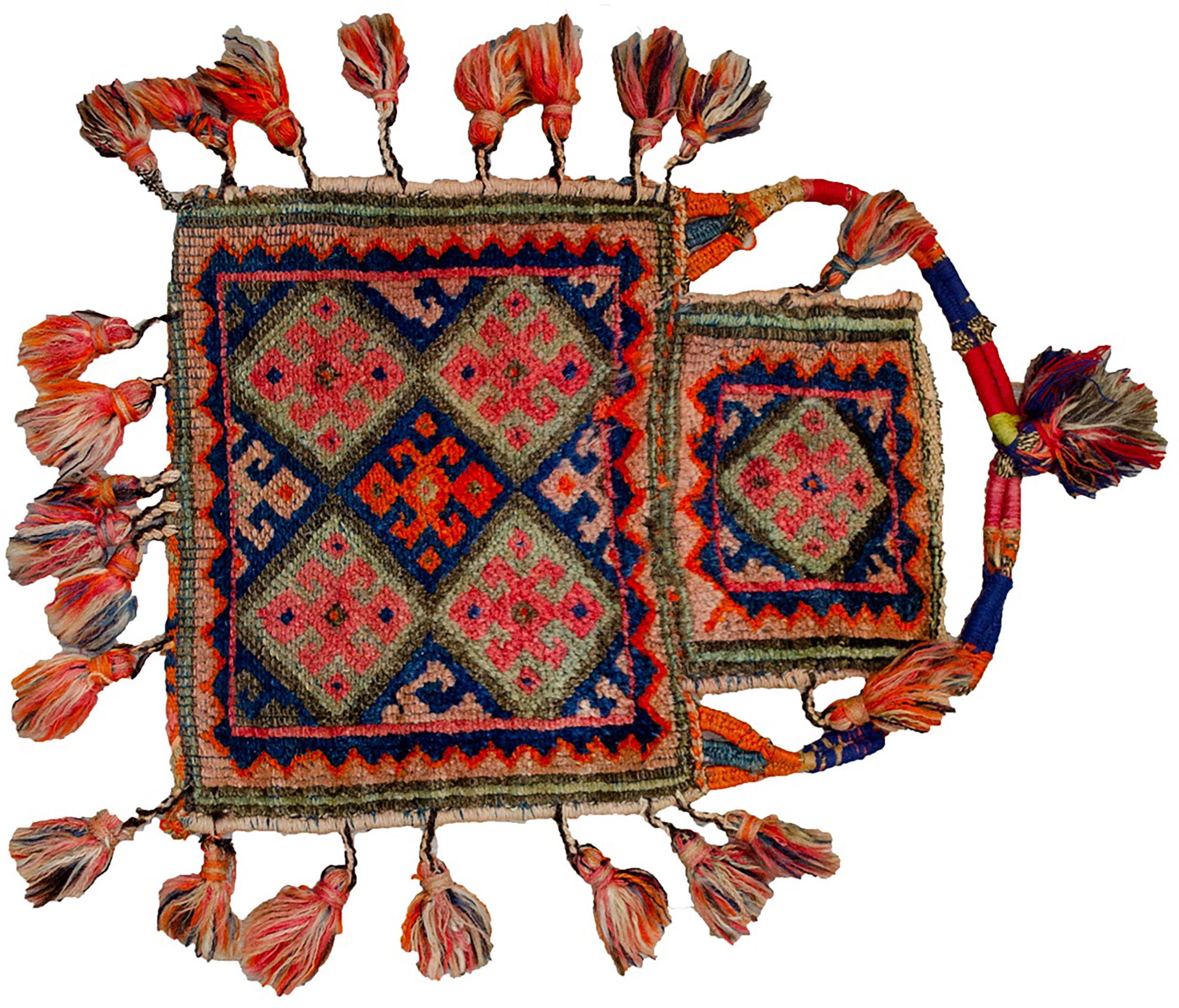 Antique Sanjabi Saltbag 50x40cm