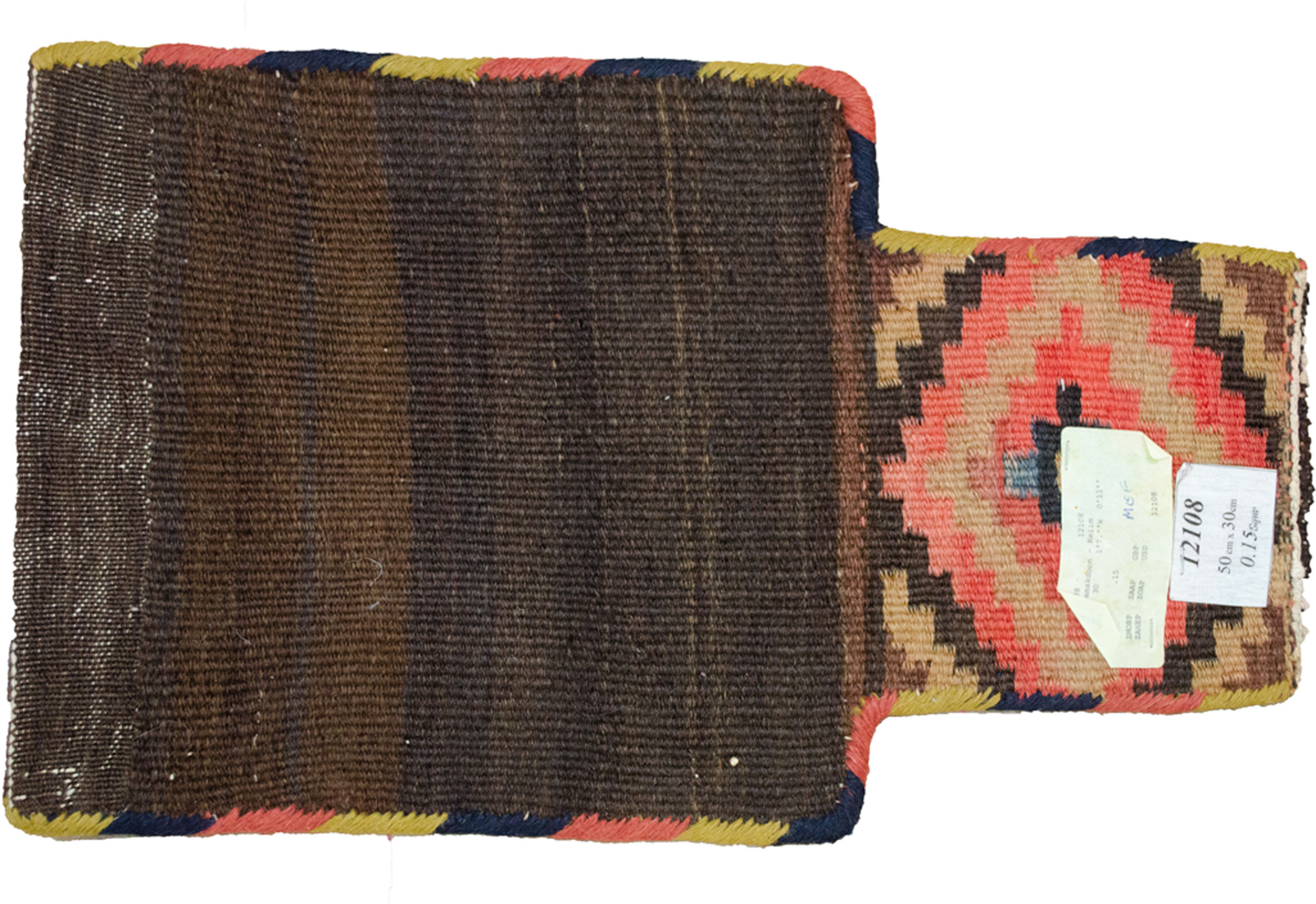 Antique Kurdish Saltbag 50x30cm