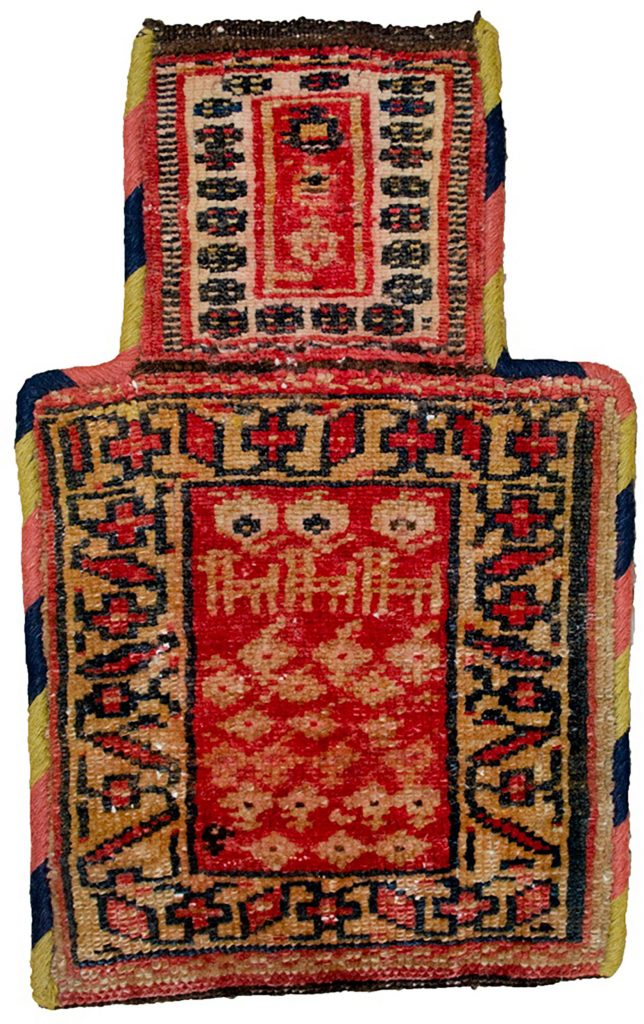 Antique Kurdish Saltbag 50x30cm