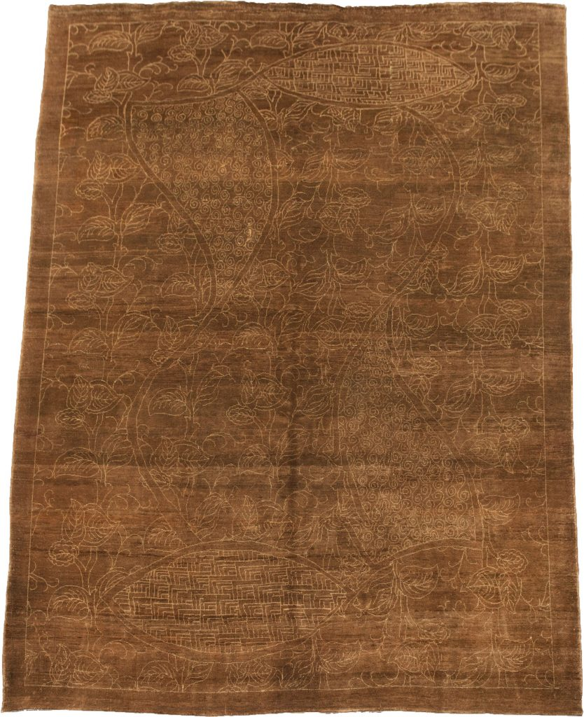 Modern Saruk Carpet 310x248cm