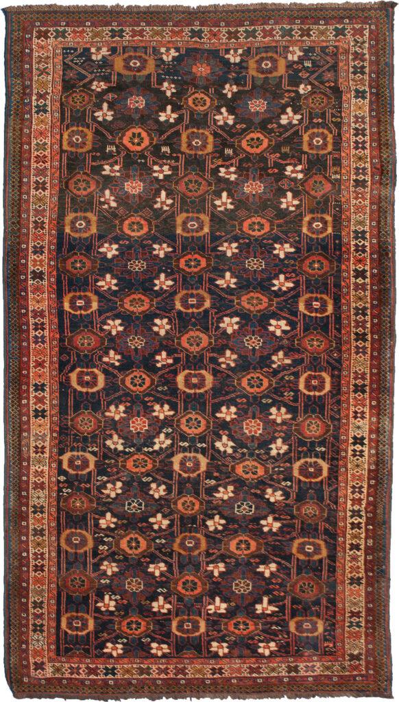 Antique Varamin Carpet 310x145cm