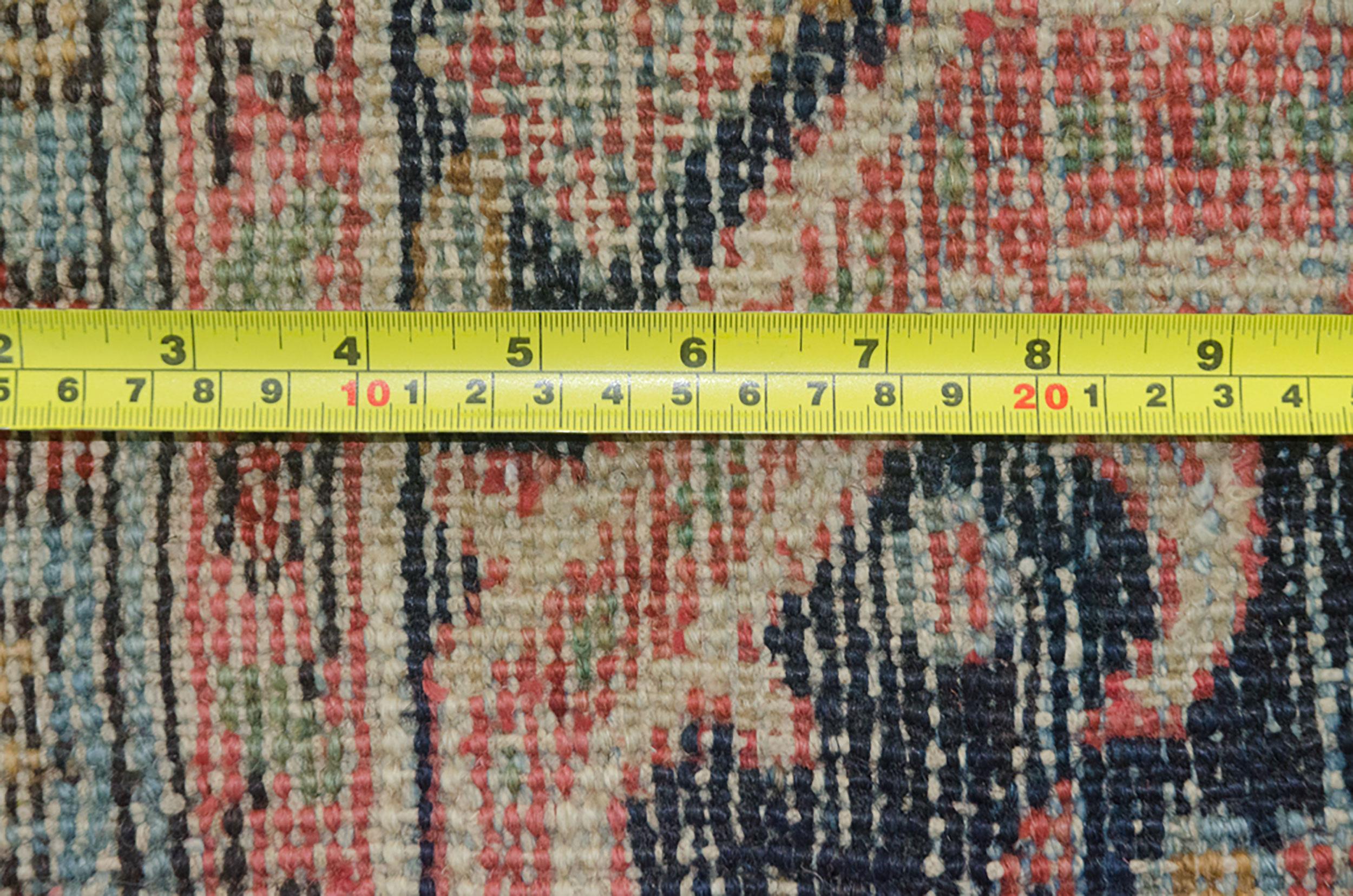 Antique Heriz Carpet 554x368cm