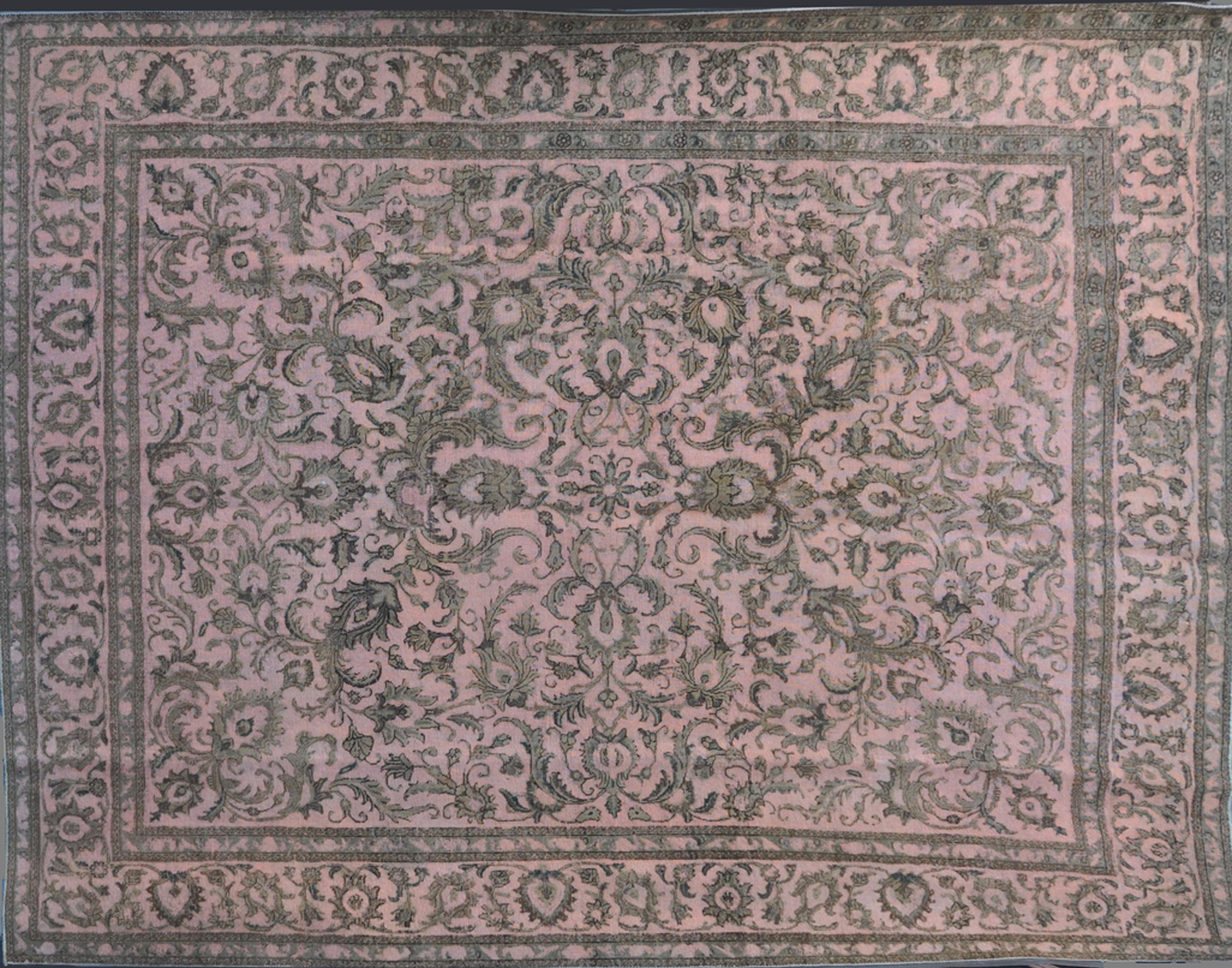 Retro Chic Carpet 385x328cm