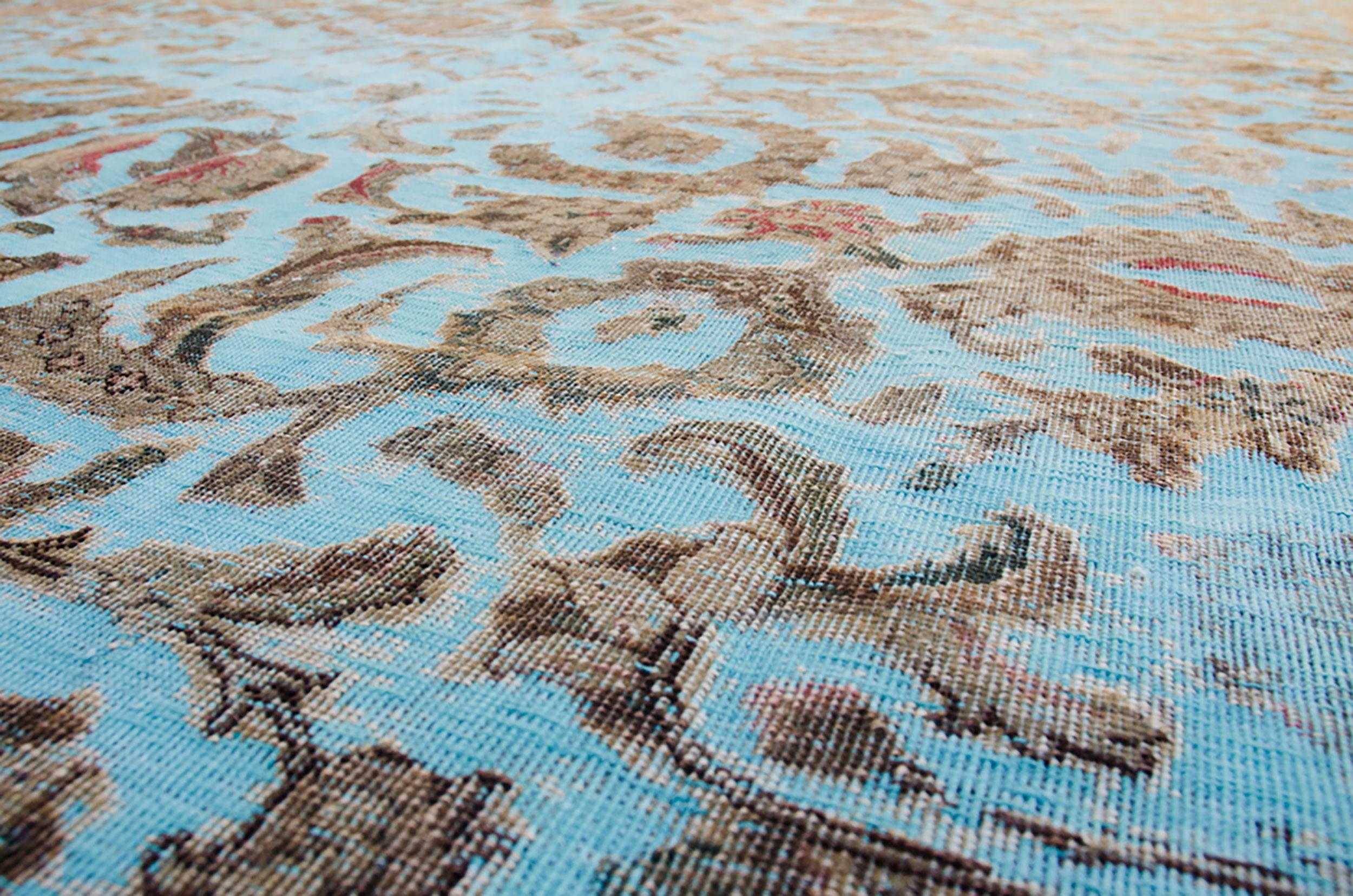 Retro Chic Carpet 357x284cm