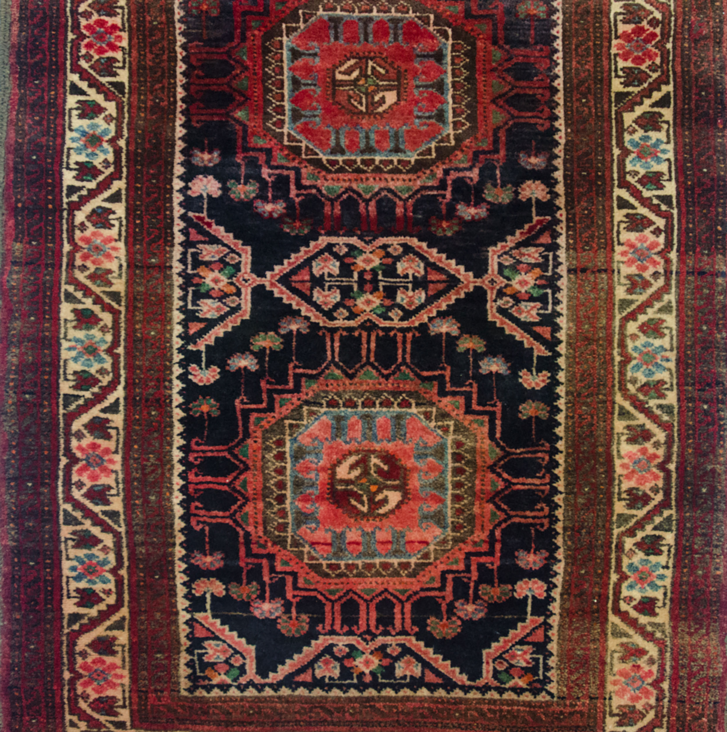 Vintage Baluch Rug 133x69cm