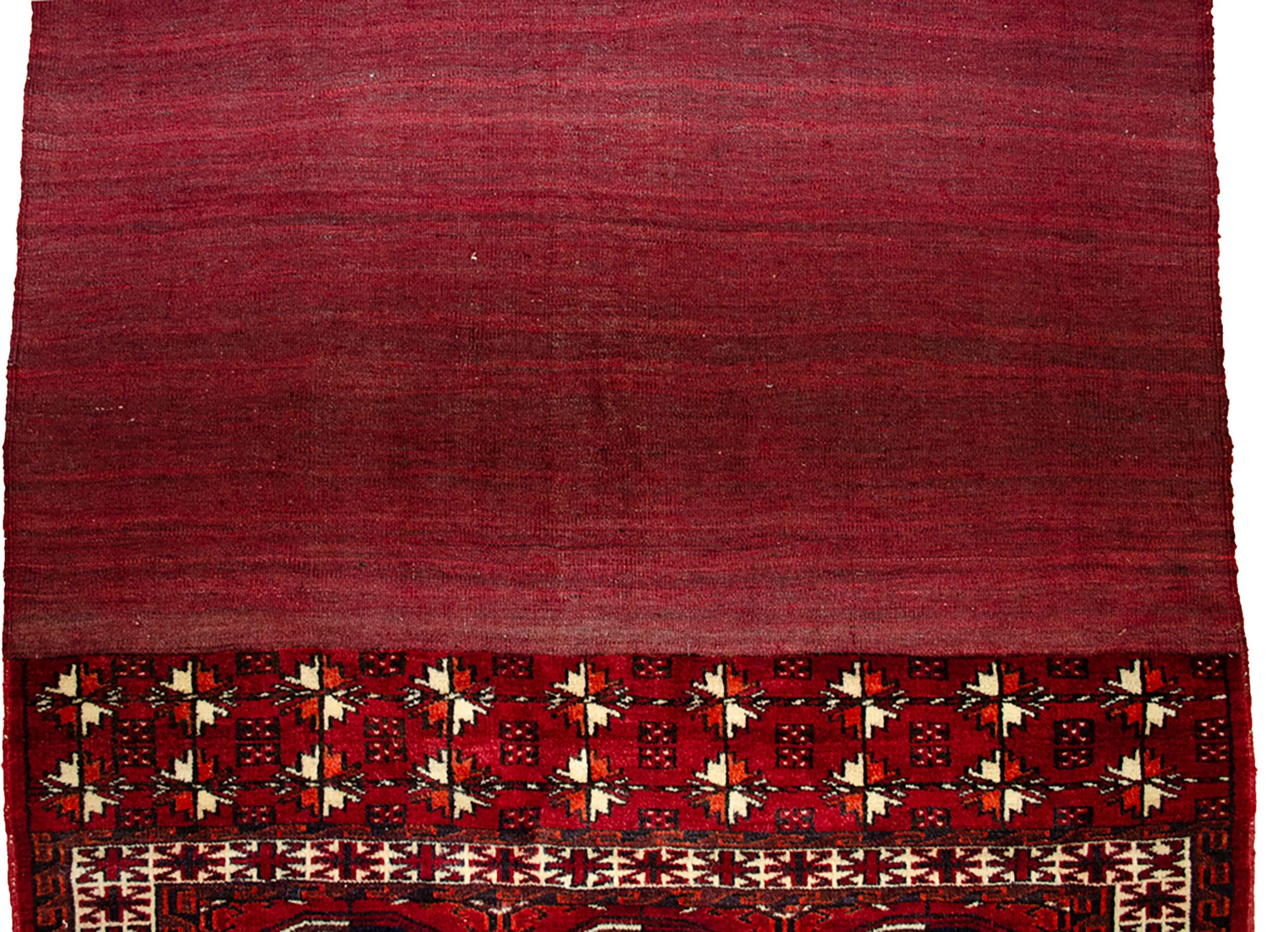 Vintage Northeast Persian Bag 72x116cm