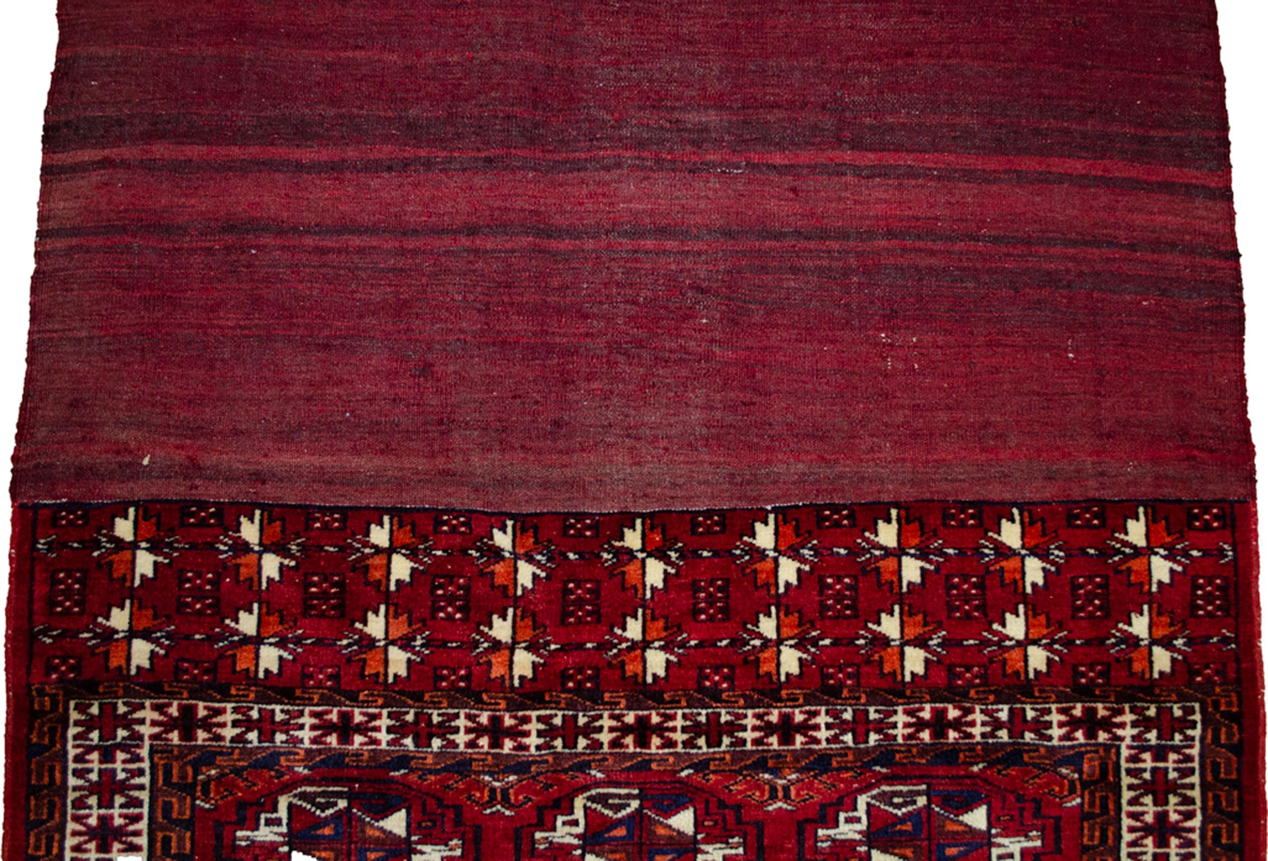 Vintage Turkman Tobreh Bag 72x116cm