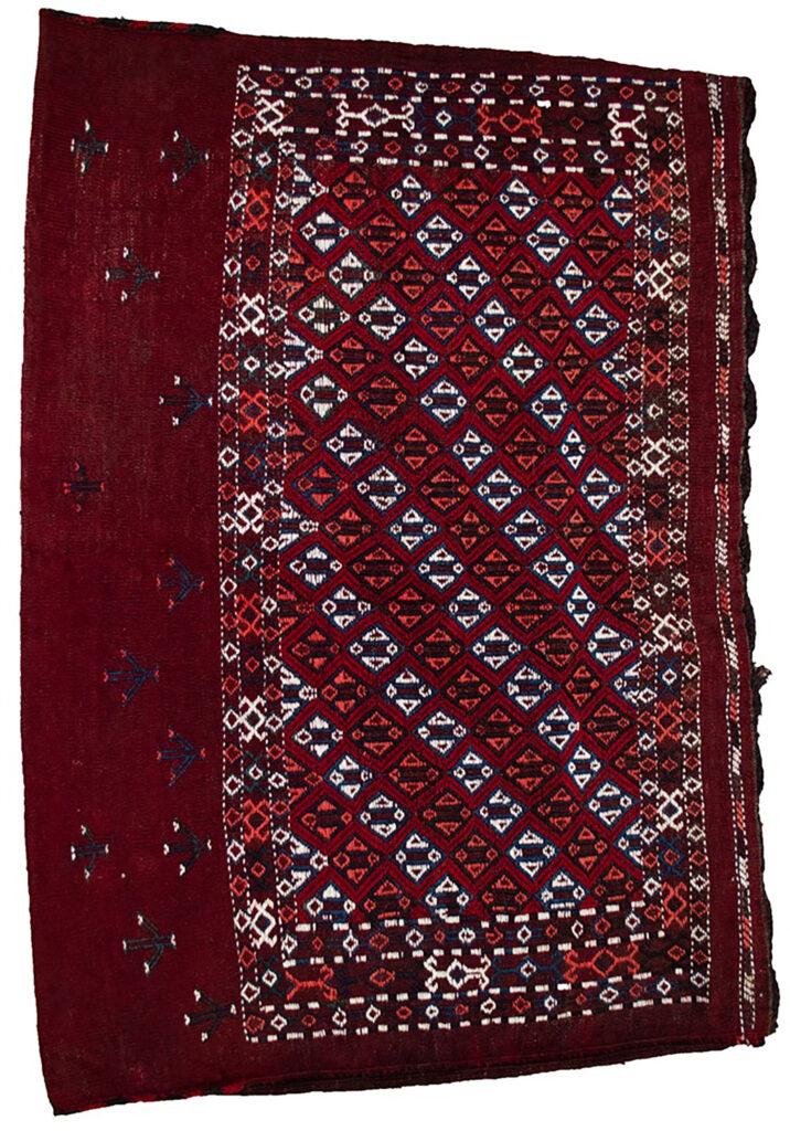Vintage Turkman Tobreh Bag 75x105cm