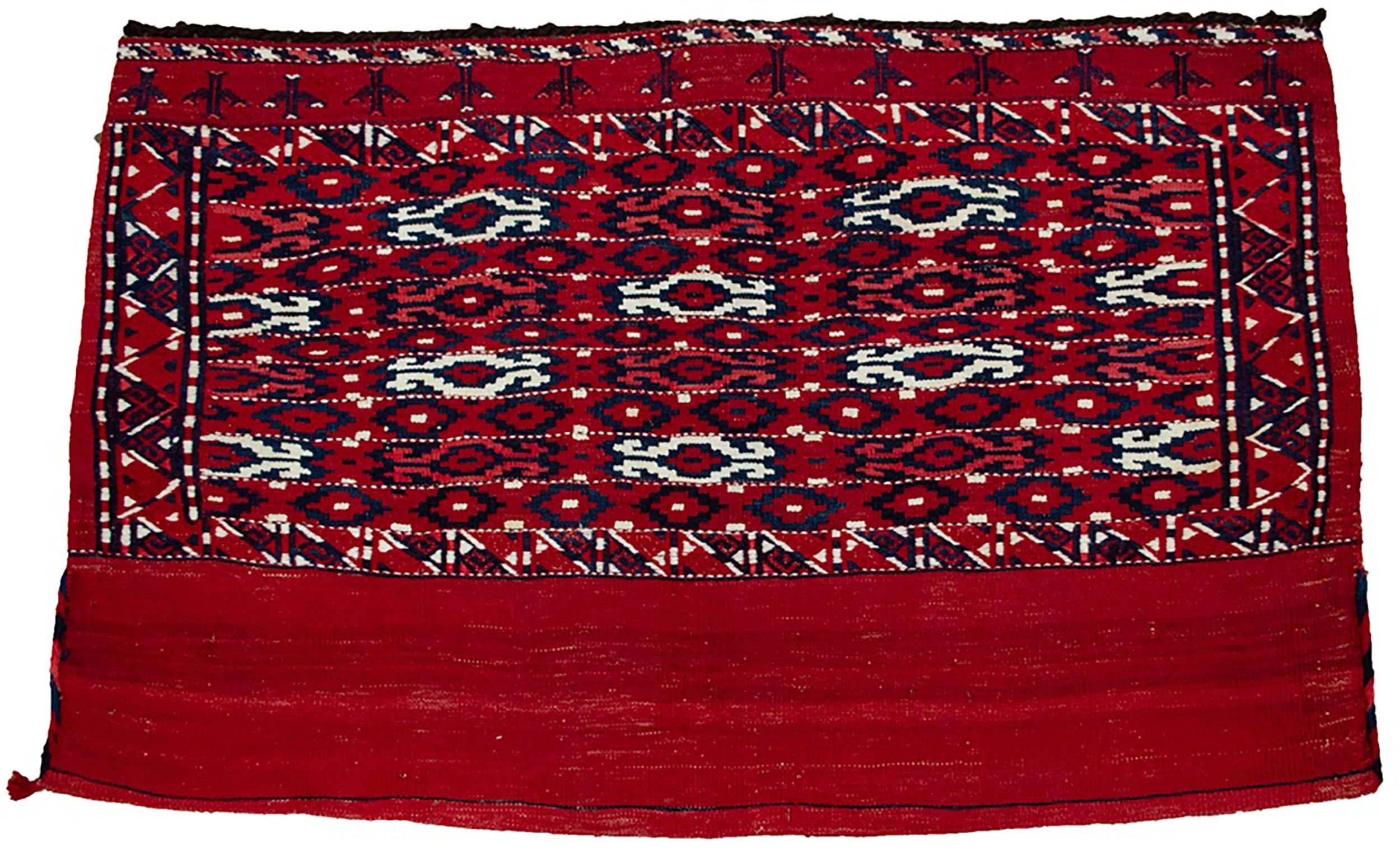 Vintage Turkman Tobreh Bag 72x112cm