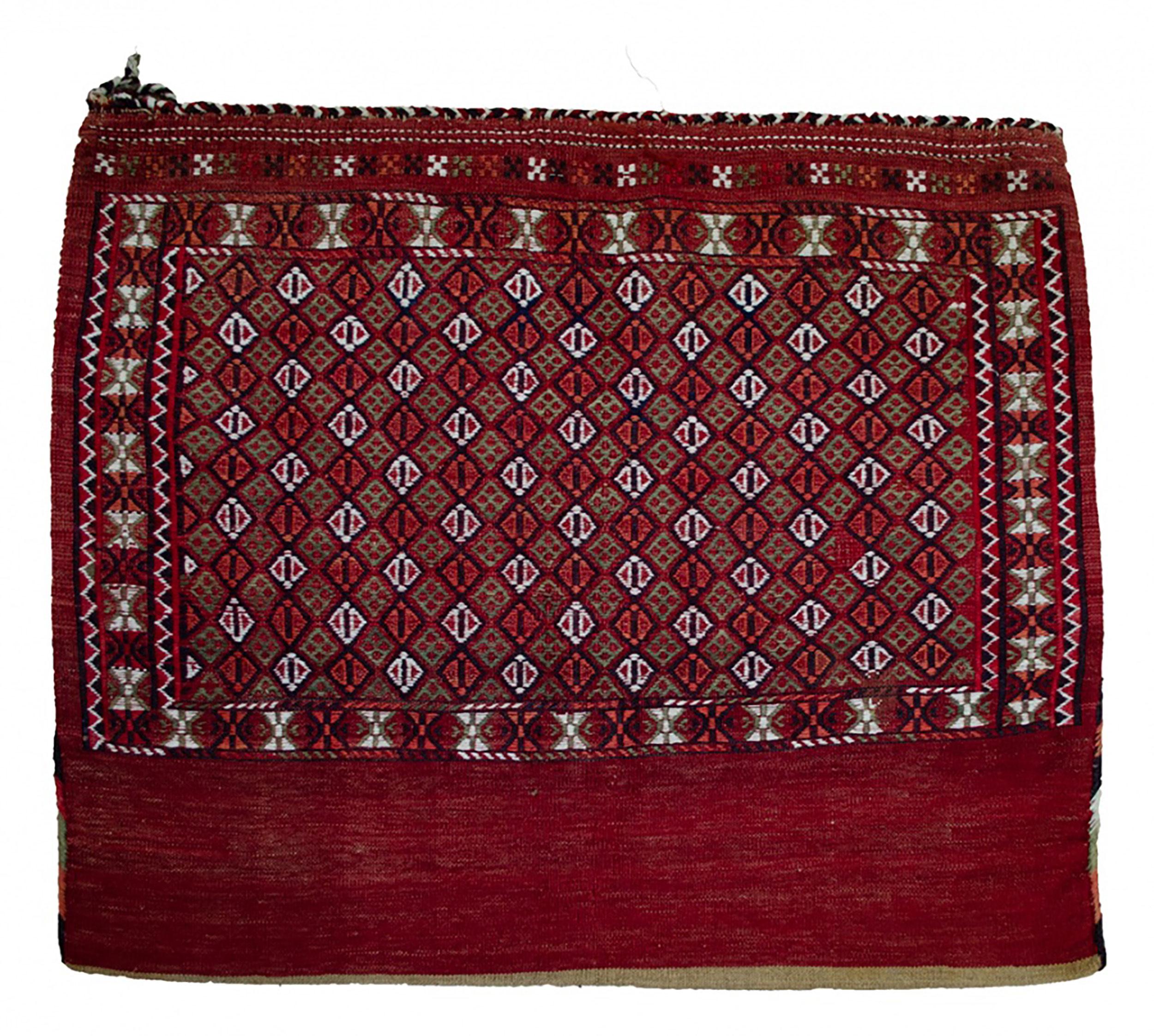 Vintage Tribal Tobreh 80x97cm