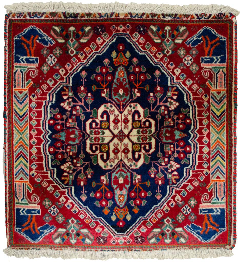 Vintage Tribal Khorjin 68x56cm