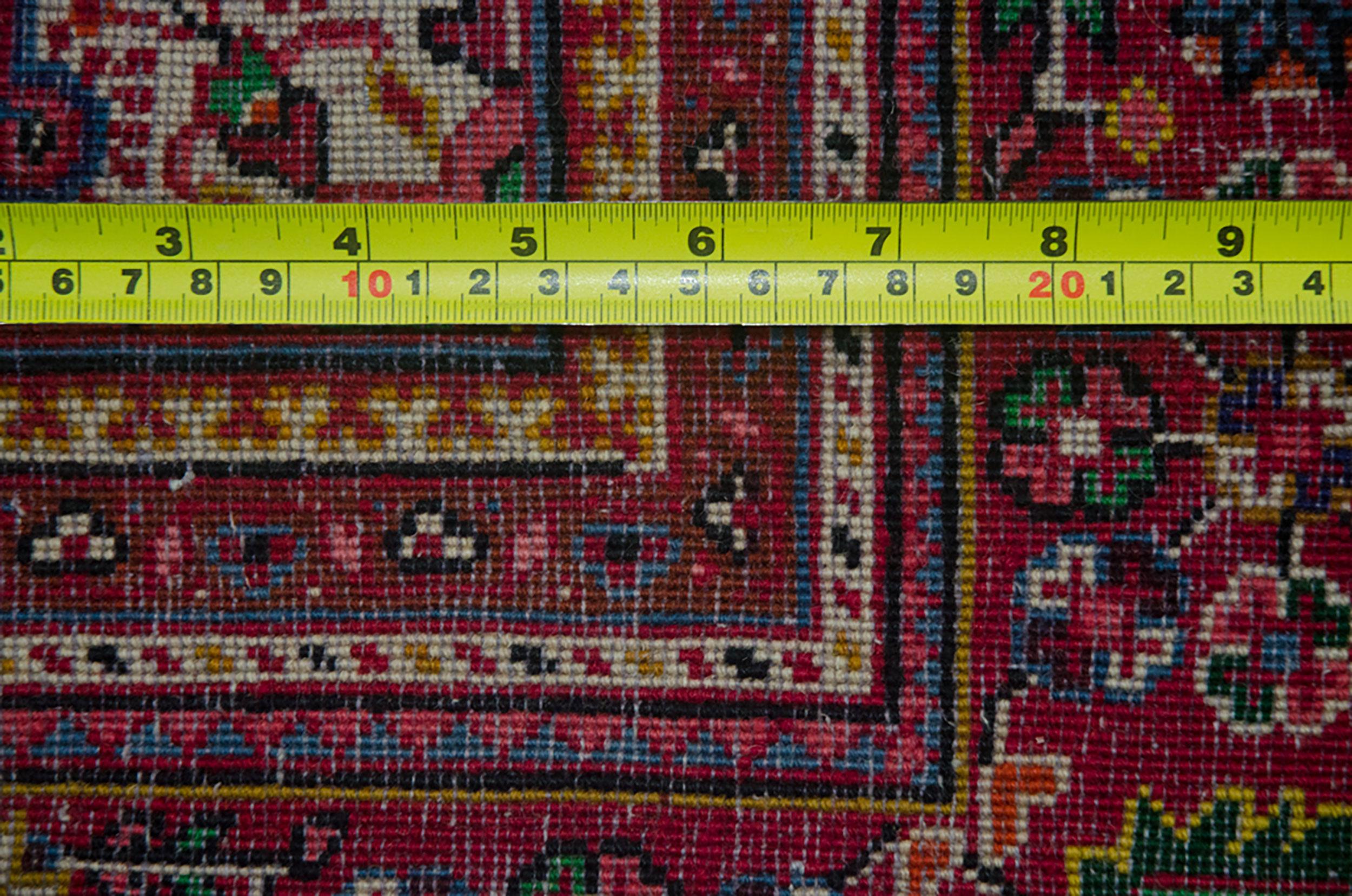 Vintage Teimeh Rug 160x106cm
