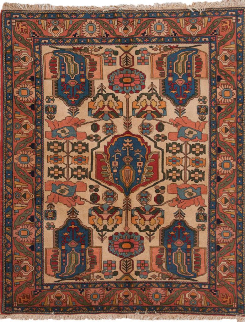 Bakhtiar Rug  212x148cm