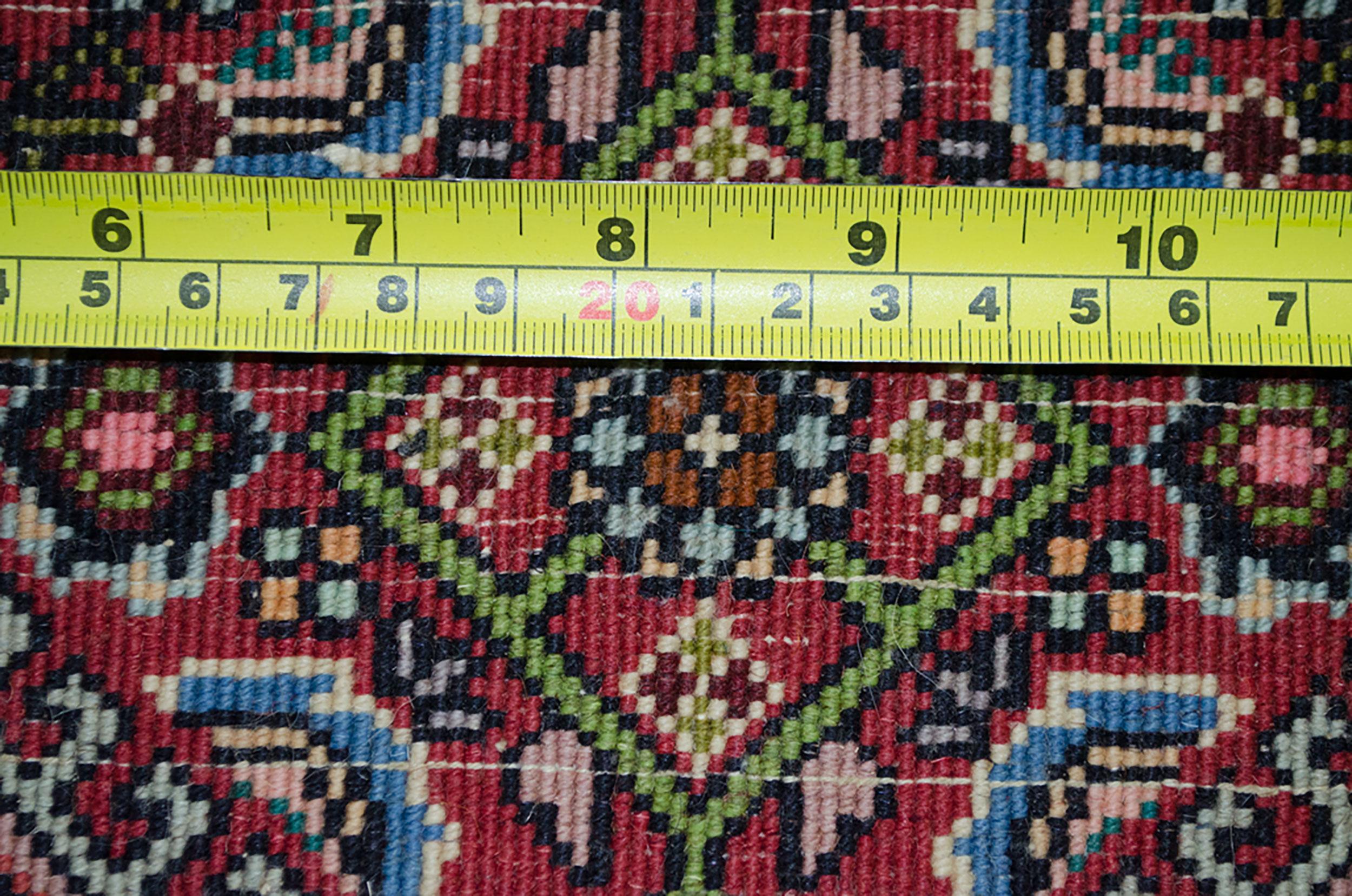 Bijar Mat 52x46cm