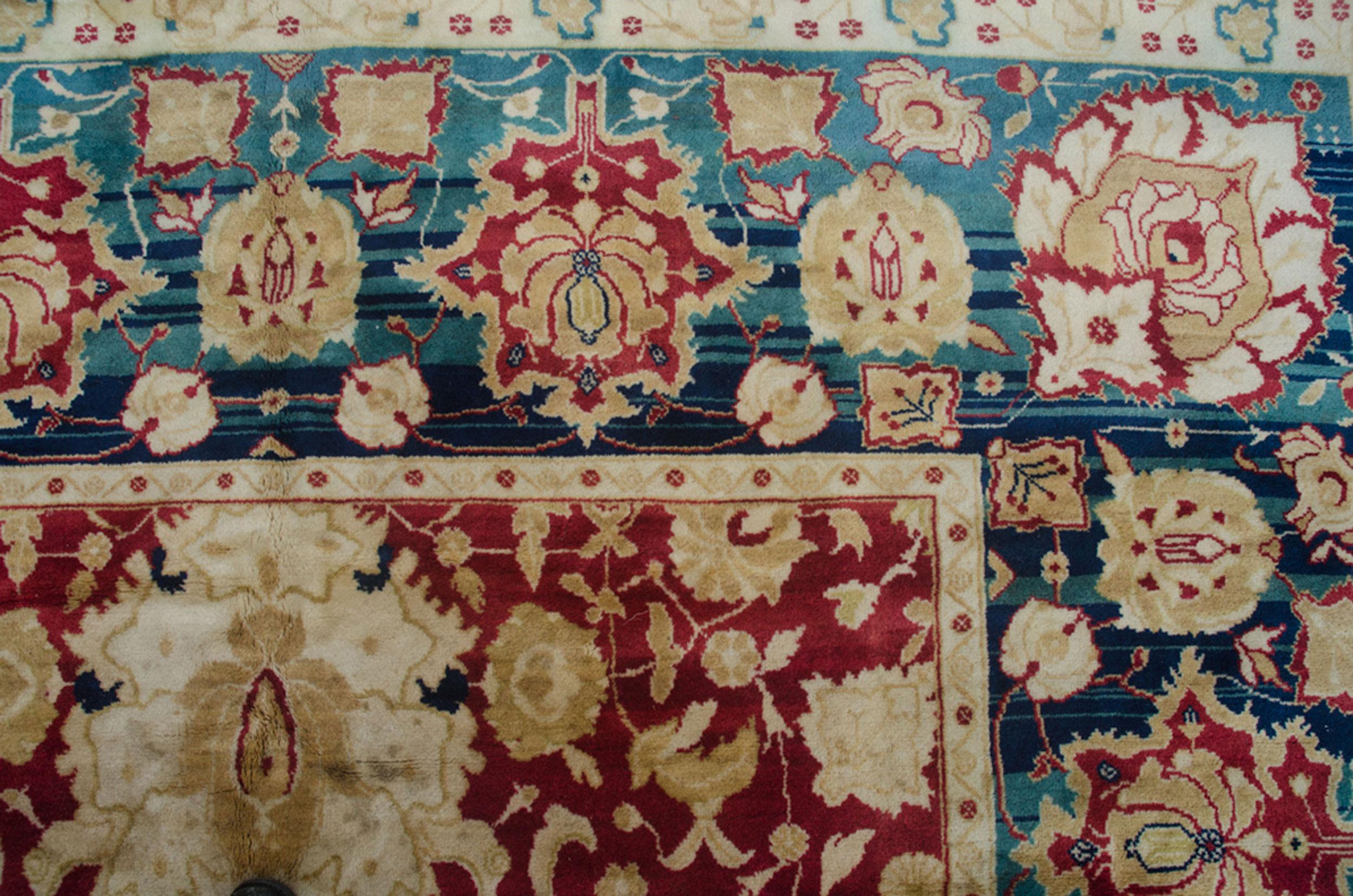 Vintage Agra Carpet 540x251cm