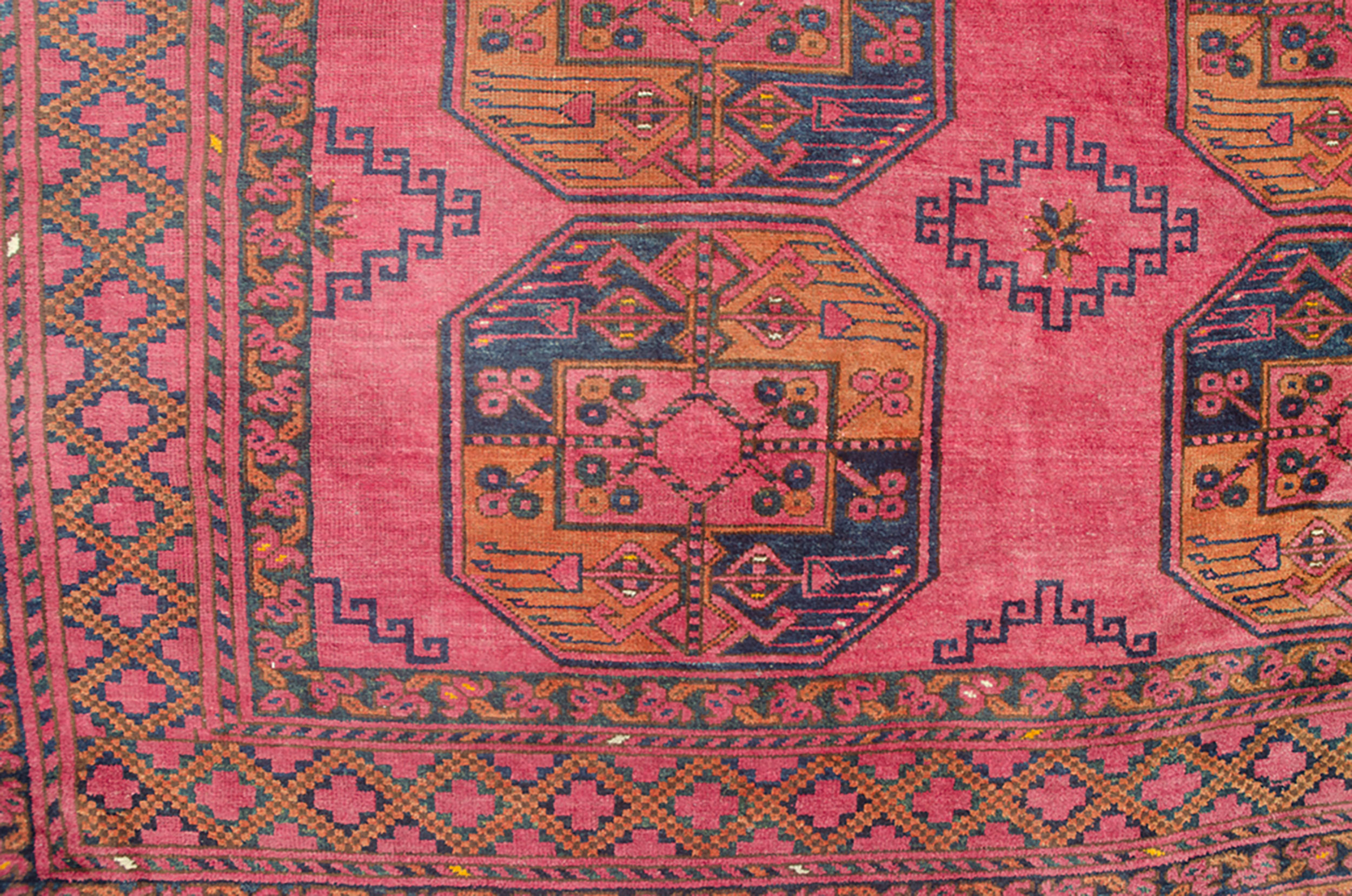 Antique Ersari Carpet 383x286cm