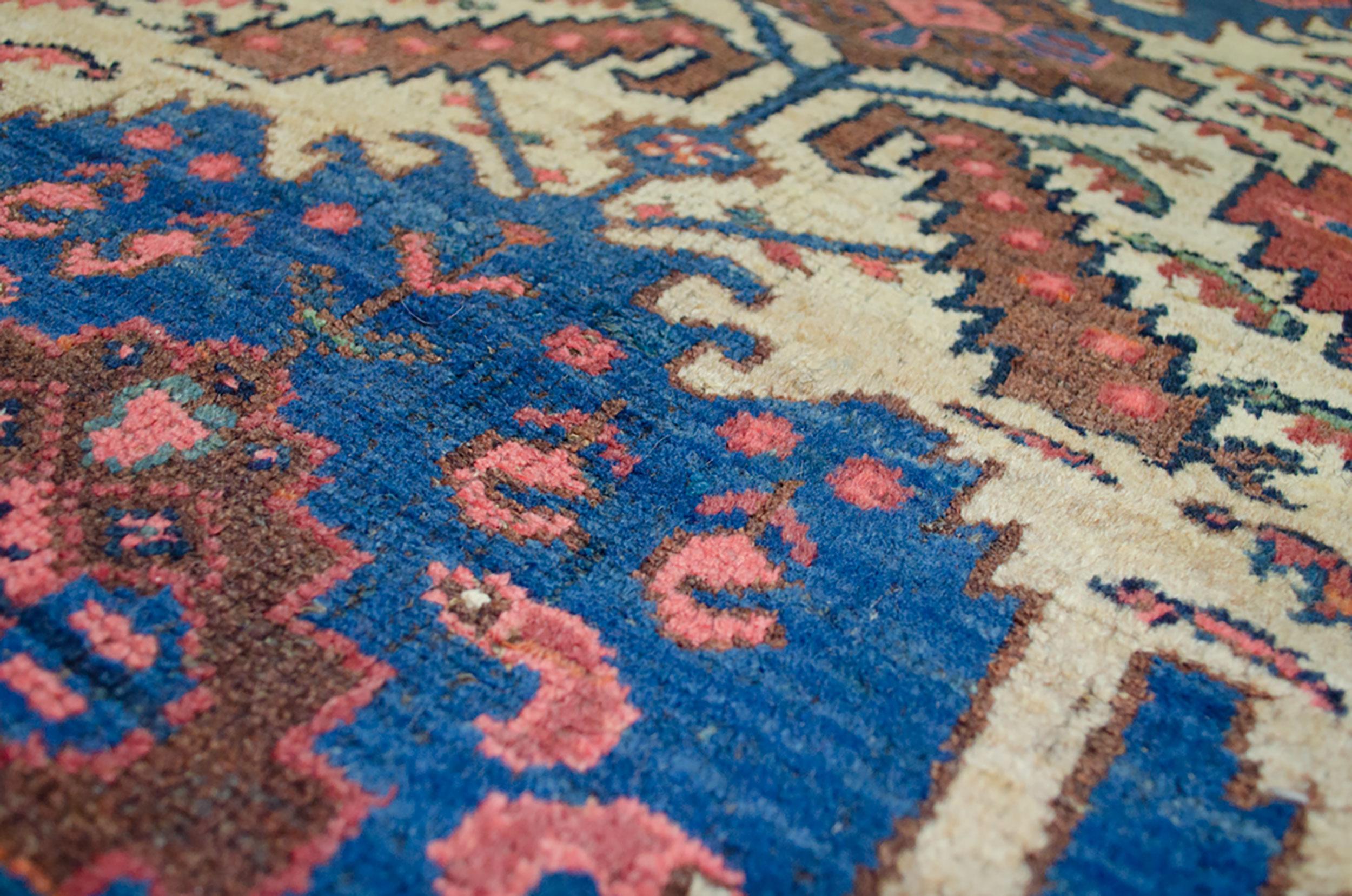 Vintage Hamedan Rug 165x106cm