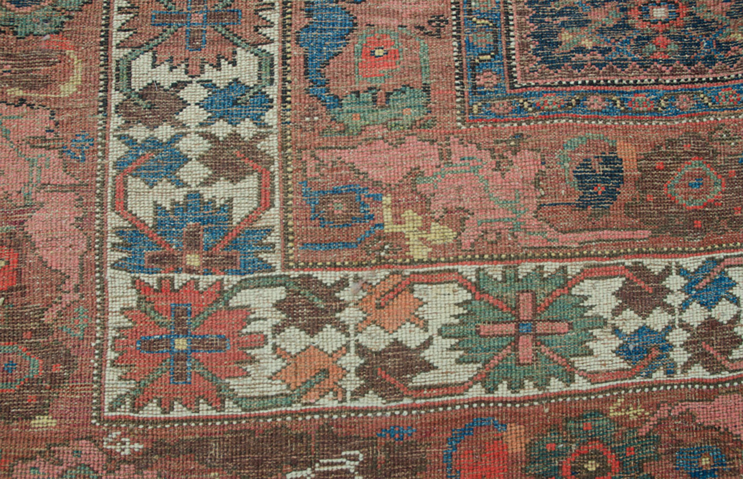 Antique Bijar Carpet 570x236cm