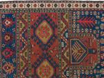Antique Karabagh Rug 127x105cm