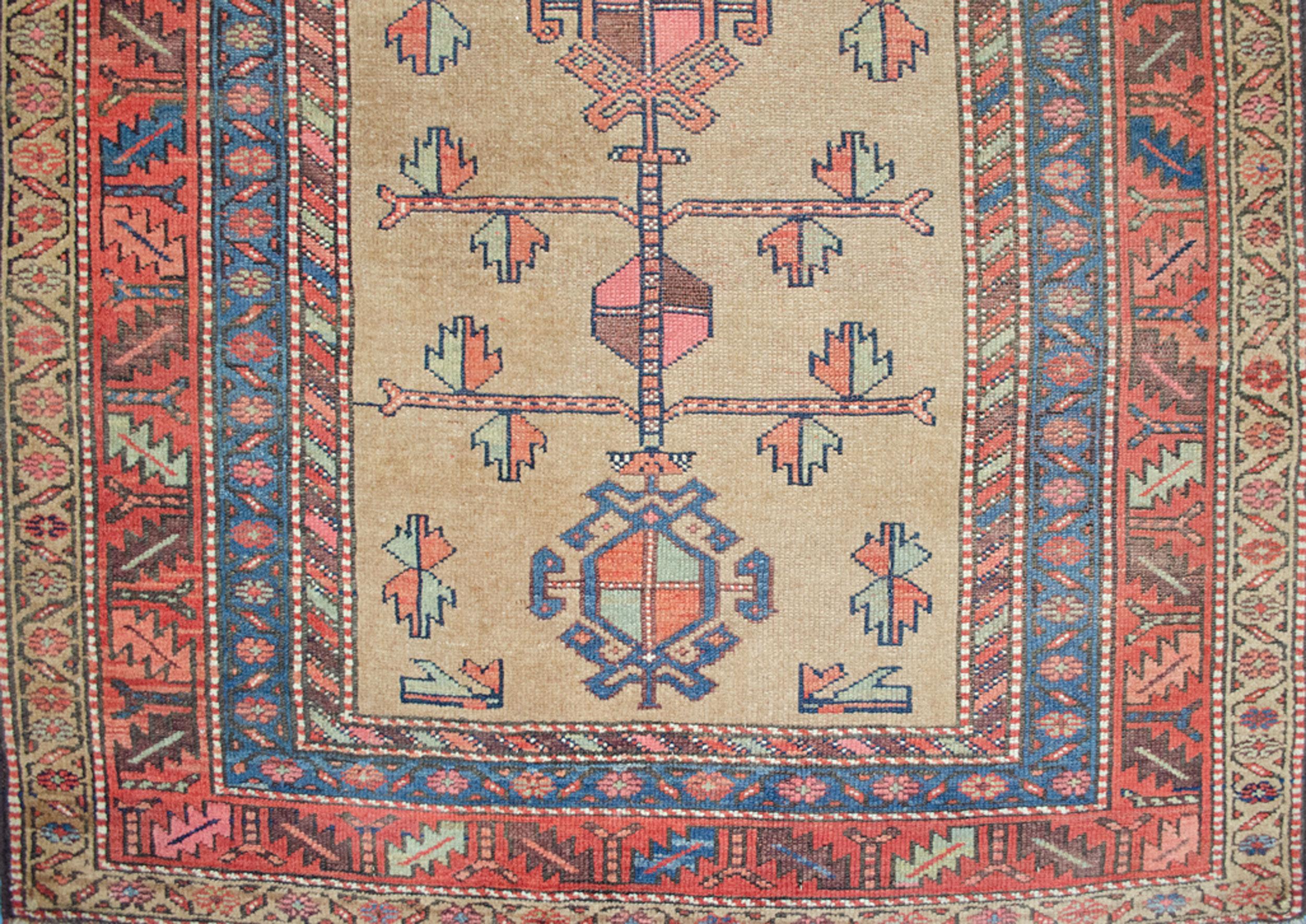 Antique Kordi Rug 234x130cm