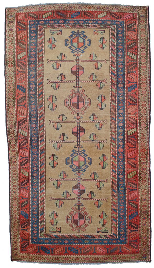 Antique Kordi Rug 234x130cm