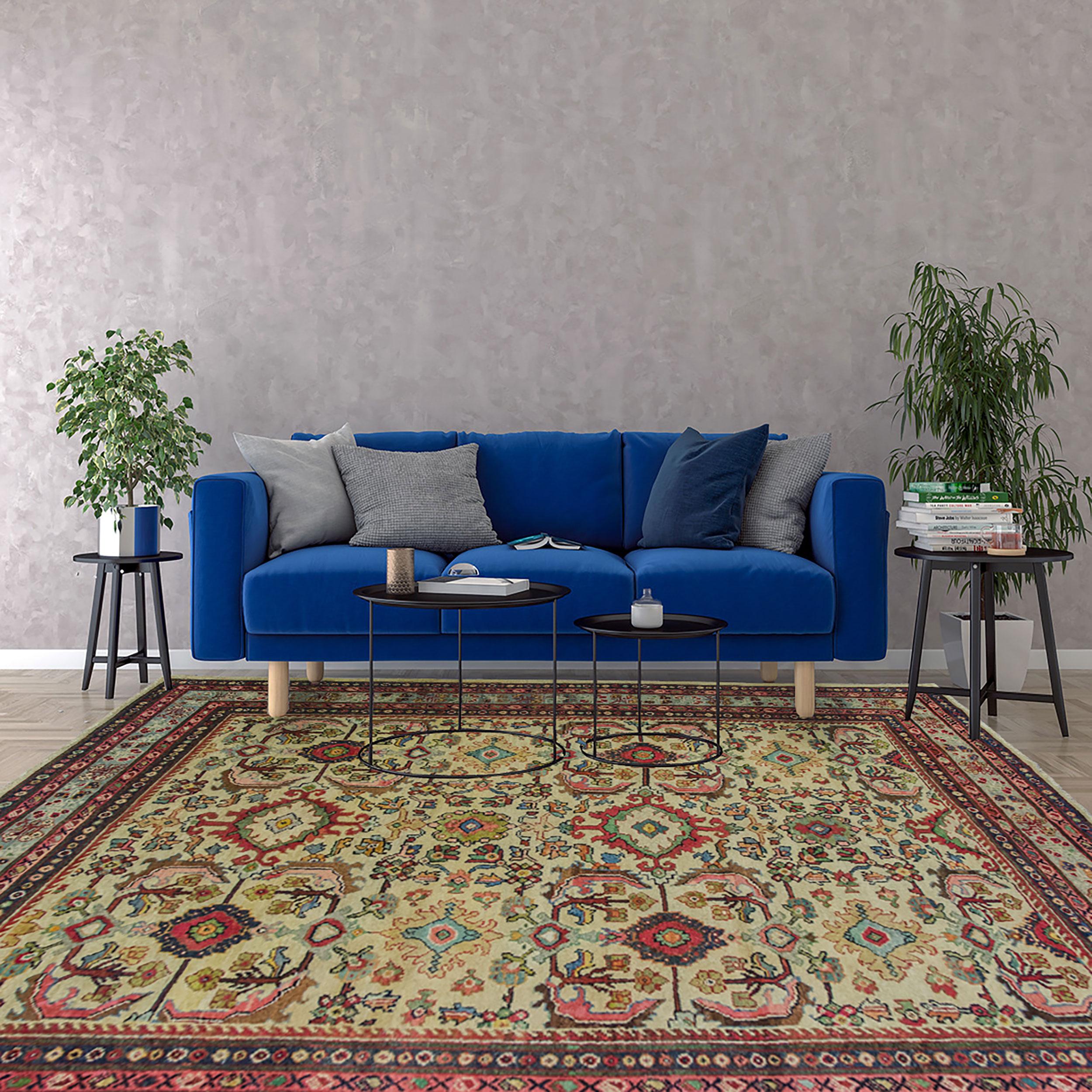Antique Mahal Carpet 316x223cm