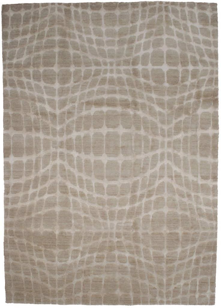 Part Silk Assioma Rug 245x172cm