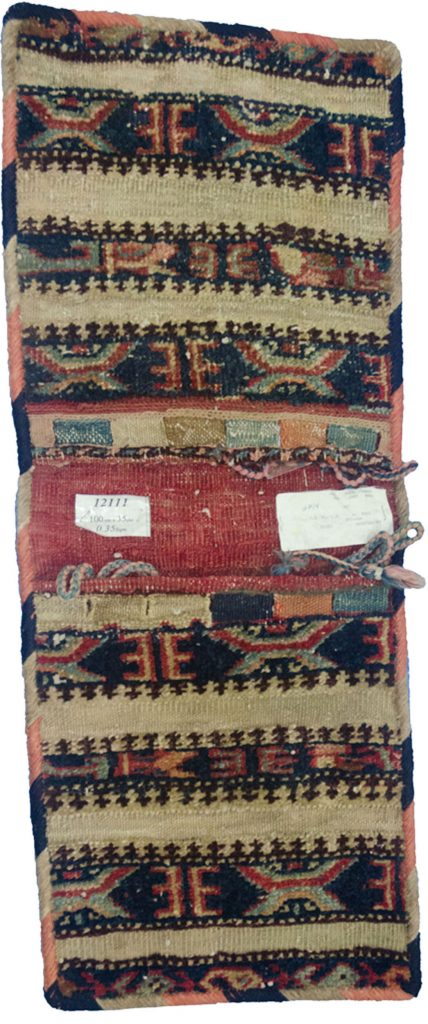 Antique Kordi Saddlebag 100x35cm