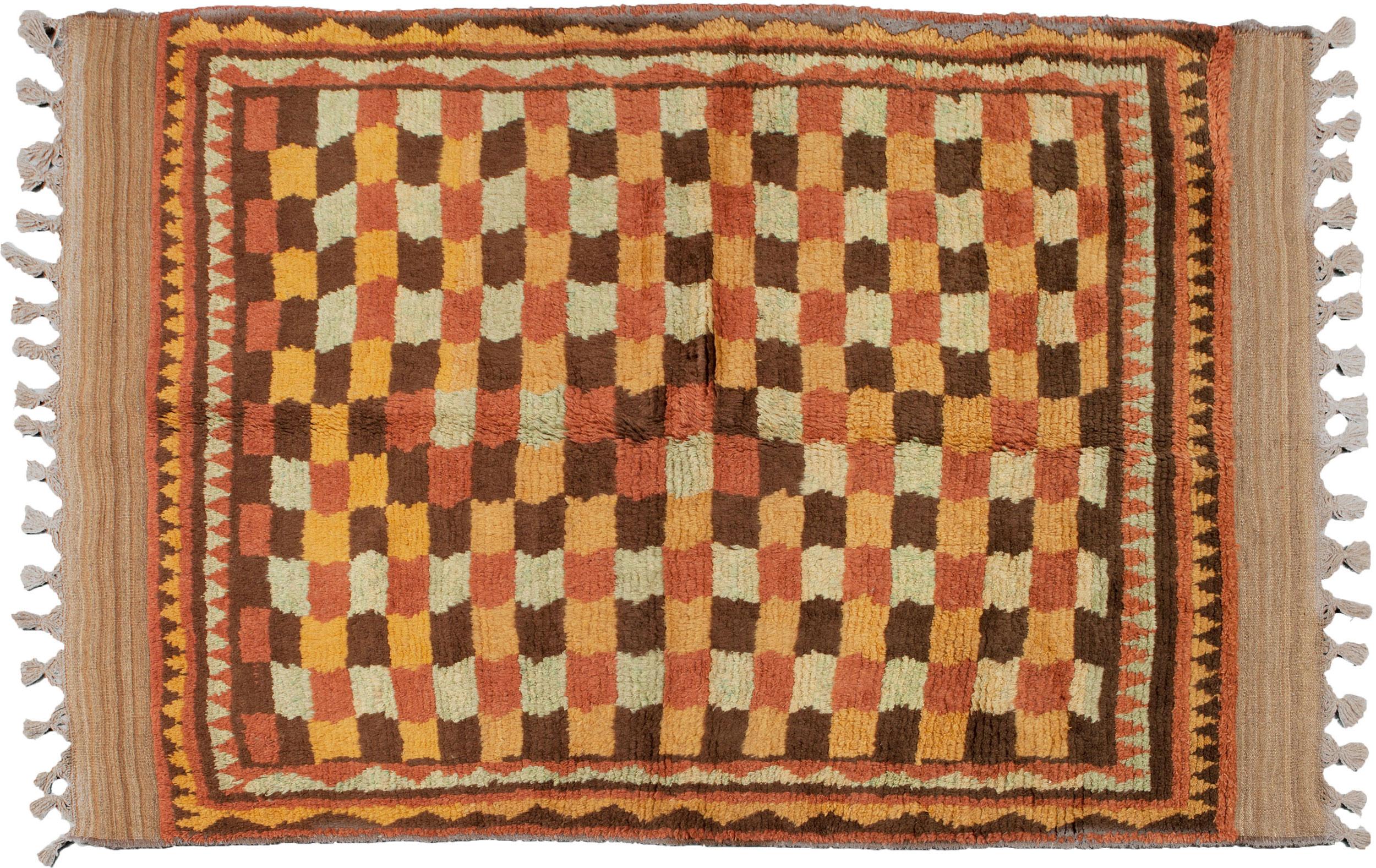 Bakhtiari Gabbeh Rug 199x169cm