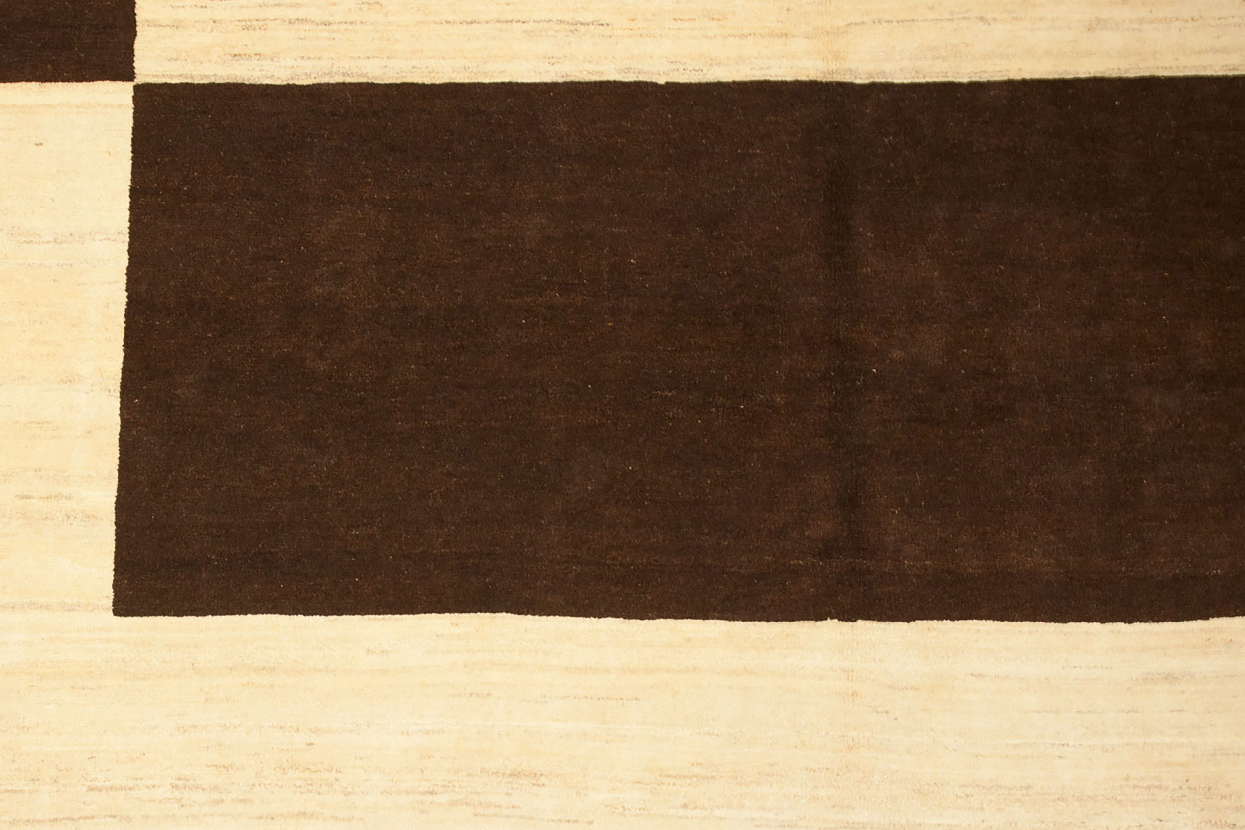 Modern Gabbeh Carpet 285x264cm