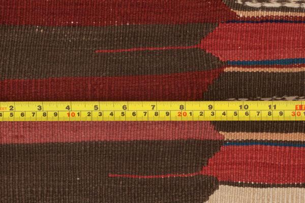 Antique Varamin Kilim Carpet 320x150cm