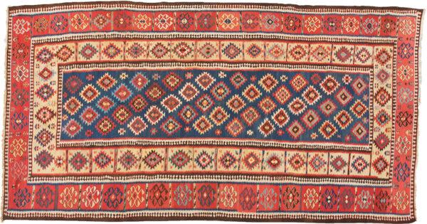 Antique Shirvan Kilim 365x170cm