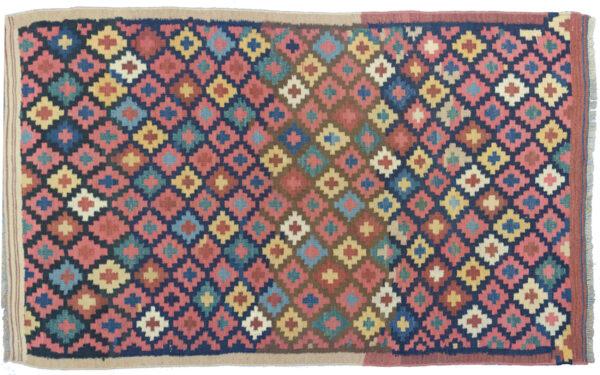 Antique Afshar Kilim Rug 177x110cm