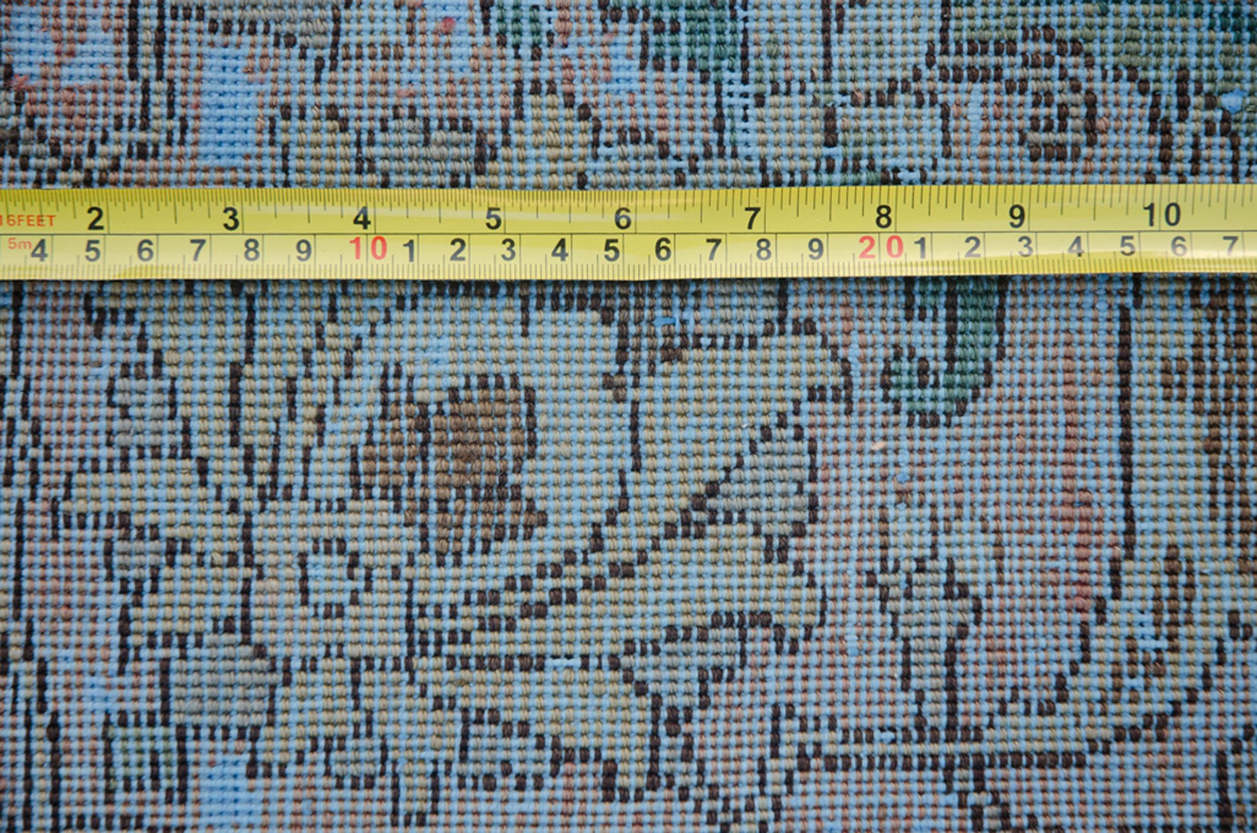Retro Chic Carpet 367x267cm