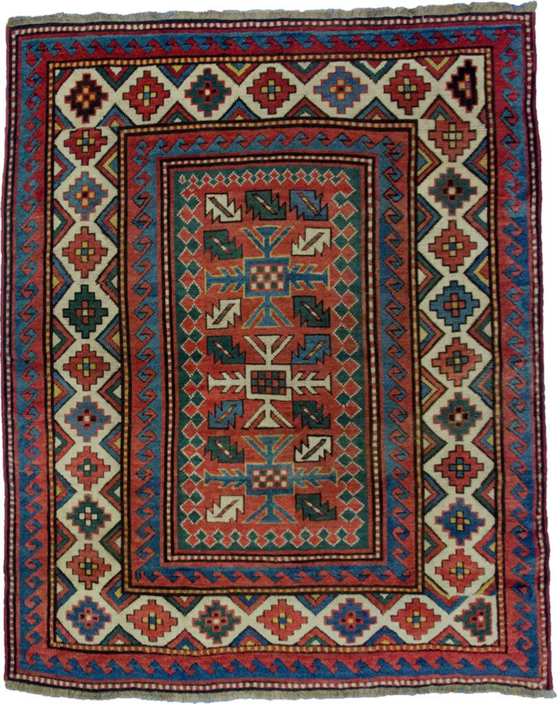 Antique Kazak Rug190x150cm