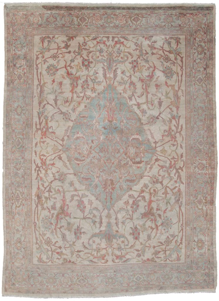 Antique Zeigler Carpet 340x230cm
