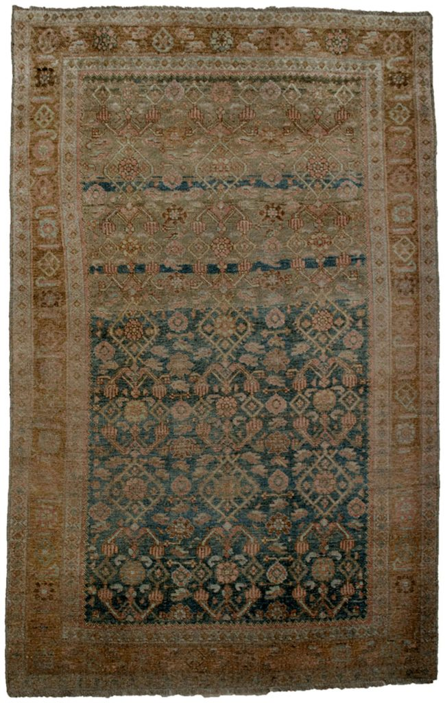 Antique Bijar Rug 194x123cm