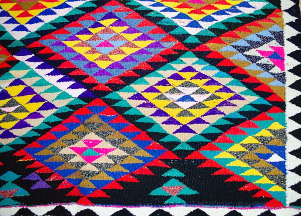 Persian Kilim Carpet 300x195cm
