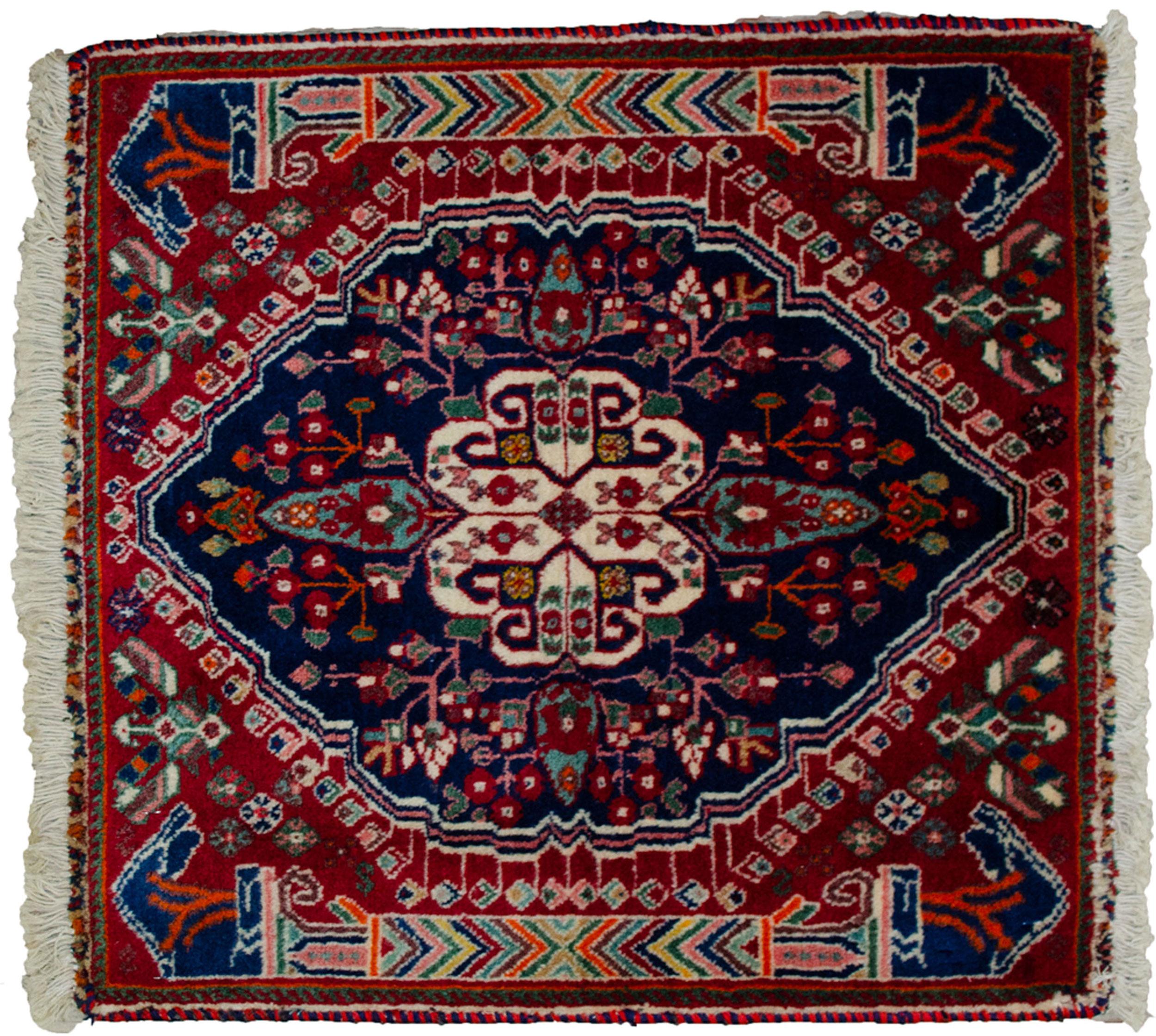 Vintage Qashqai Bagface 68x56cm