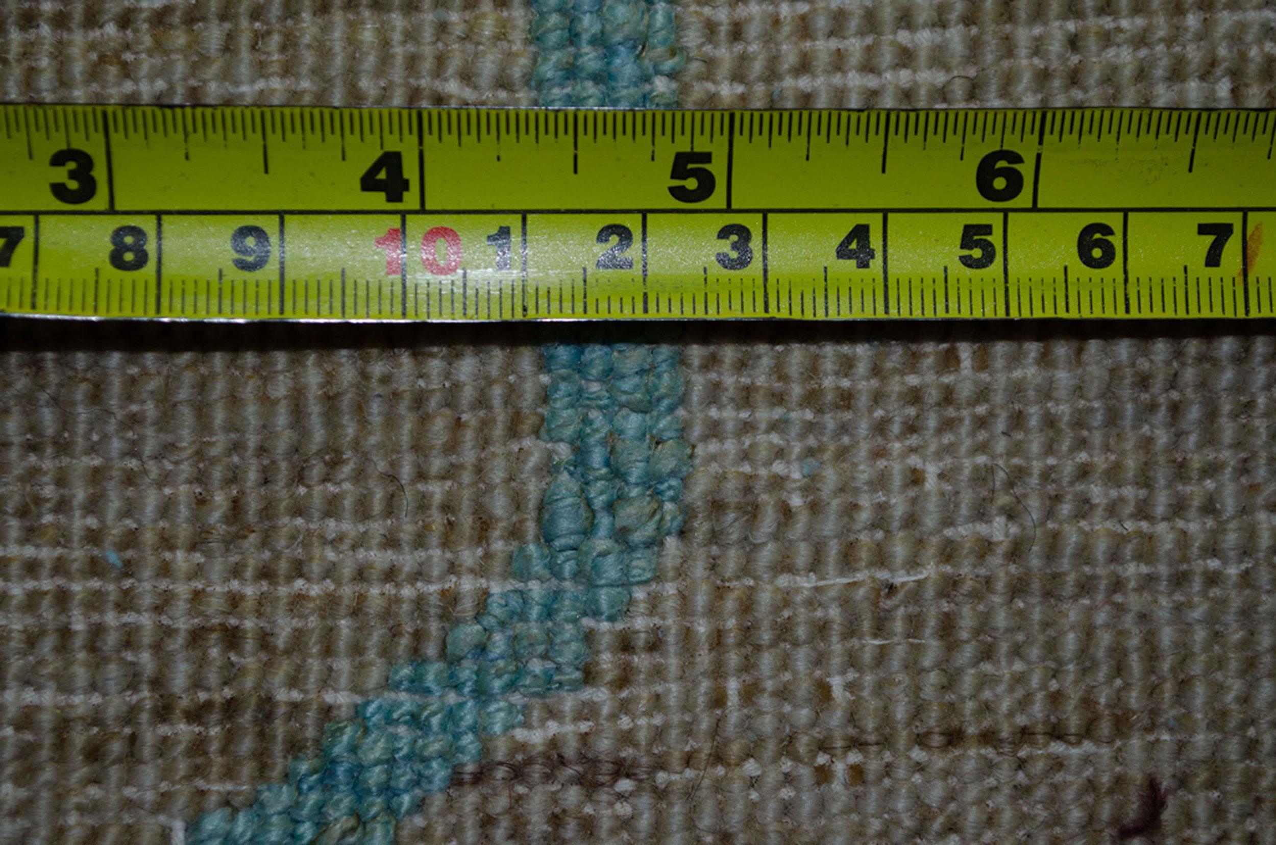 Part Silk Reticolo Rug 200x150cm