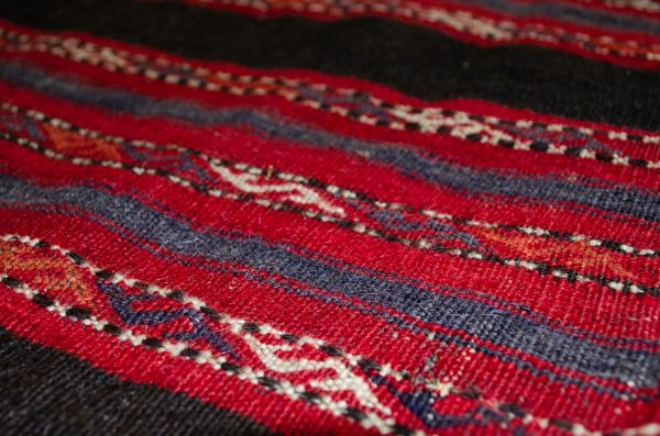 Vintage Turkman Tobreh Bag 91x63cm