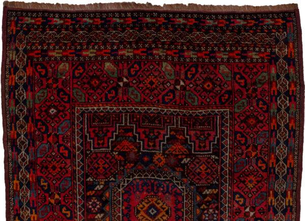 Vintage Baluch Rug 245x115cm